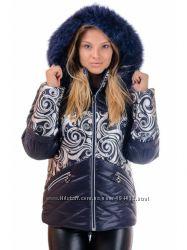 СП зимней куртки Николь . Много расцветок . Размеры 44-50.