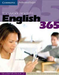 Книга учебник English 365