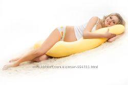 Подушка для беременных и кормления Лежебока Comfort