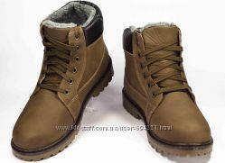 стильTimberland  мужские зимние ботинки мех