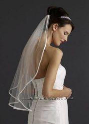 Фата из фатина реплика Davids Bridal Veil