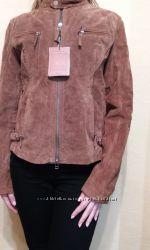 Новая куртка из натуральной замши Vera Pelle, italy