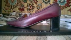 Шкіряні туфлі Armando, 35 р.
