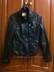 куртка Pull & Bear кожаный заменитель М