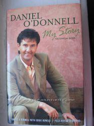 Daniel ODonnel with Eddie Rowley My Story на англ. языке