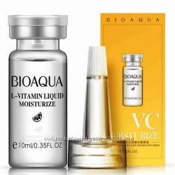 Сыворотка Bioaqua с гиалуроновой кислотой и витамином С 10 мл АКЦИЯ