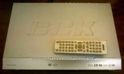 DVD-плеер, DVD PLAYER BBK DV514S с функцией караоке