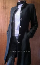 Женское стильное демисезонное пальто 42 р.