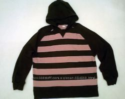 Кофта джемпер свитер пуловер худи толстовка кенгурушка реглан  Next р. XL