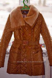 зимняя куртка бу ТМ Моника размер 44