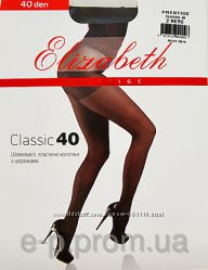 колготки Elizabeth Prestige 40 den classic Visone размер 3