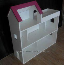 домик для кукол с террасой
