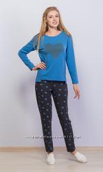 МТФ-трикотаж-пижамы