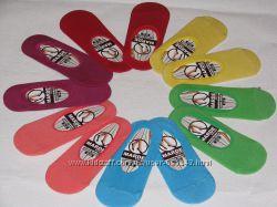 Следки под кроссовки, мокасины, туфли натуральный хлопок, 36-40 р. розн. , опт
