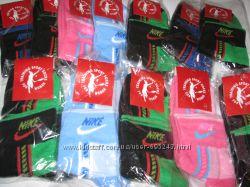 Носки Nike спортивные хлопковые, бамбуковые хорошего качества