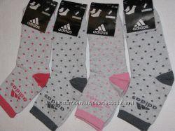 Носки Adidas, Nike спортивные хлопковые р. 37-39, р. 36-39