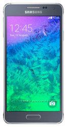 Силиконовый чехол Samsung Galaxy Alpha SM-G850F