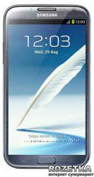 Силиконовый чехол Samsung Galaxy Note II N7100