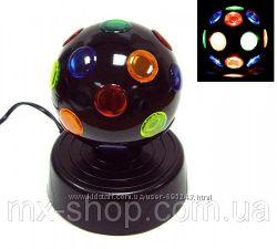 Светильник диско шар дискотека вечеринка