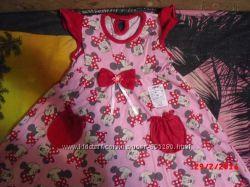 Платье Мальва на девочку 4-5 лет