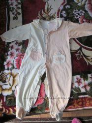 Человечек-пижамка 18м