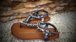 Босоножки - сандалии в камнях, в наличии