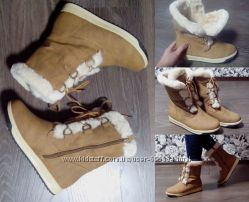 Ботинки зима, в наличии