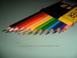 Карандаши цветные MARCO