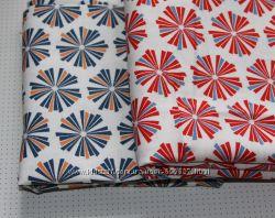 Ткань американский хлопок для пэчворка, рукоделия