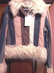 фирменная джинсовая куртка