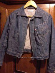 джинсовая куртка Levi&acutes