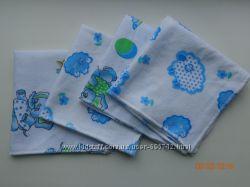 Носовычки, платочки детские