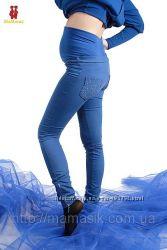 Джинсы и комбинезоны для беременных ТМ Мамасик