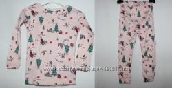 Пижама для девочки Gap на 2 года
