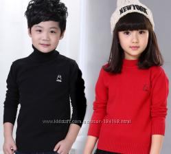 Гольф и свитер для девочек и мальчиков в наличии много цветов
