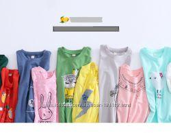 Пижамы для мальчиков и девочек в наличии, качество Супер