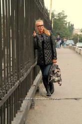 Куртка стёганая женская