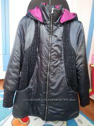 Пальто для беременных состояние новой