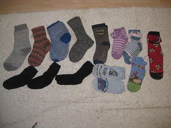 Теплые шерстяные, махровые носки, Колготки Примарк