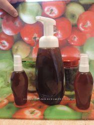 Шампунь Травяной - восстанавливающий после химии, окрашивания, выпадения