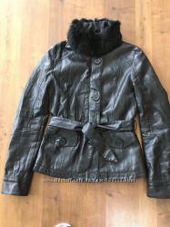 Почти новая куртка SANDRA FERRONI Италия