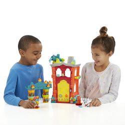 Play Doh Набор пластилина Play-Doh Town Firehouse Город Пожарная станция