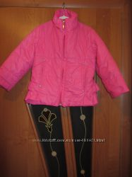 Яркая и стильная курточка для девочки