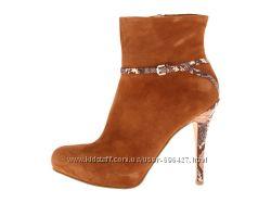 Шикарные замшевые ботинки Ivanka Trump, из Америки