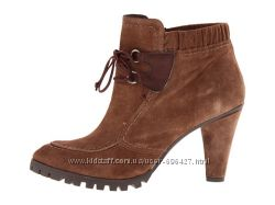 Замшевые ботинки Antia, Испания, размер 39-39. 5
