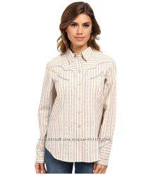 Женская рубашка на кнопках, 100 хлопок, куплены в Америке