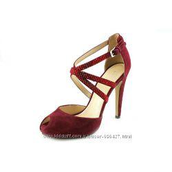 Nine West Туфли на каблуке, куплены в Америке, обувь больших размеров