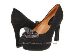 Новые замшевые туфли Earthies Monza, оригинал, привезены из Америки