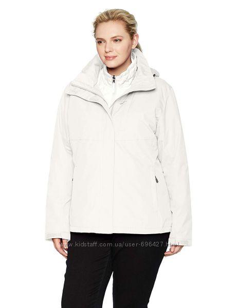 White Sierra  Демисезонная куртка 2 в 1 большие размеры, одежда из США
