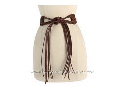 Кожаный пояс, ремень LAUREN Ralph Lauren  размер L, XL- мой пролет